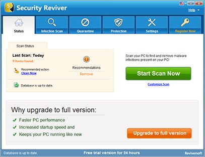 ReviverSoft Security Reviver Crack 2.1.1000.26621 With Free Features Download 2021