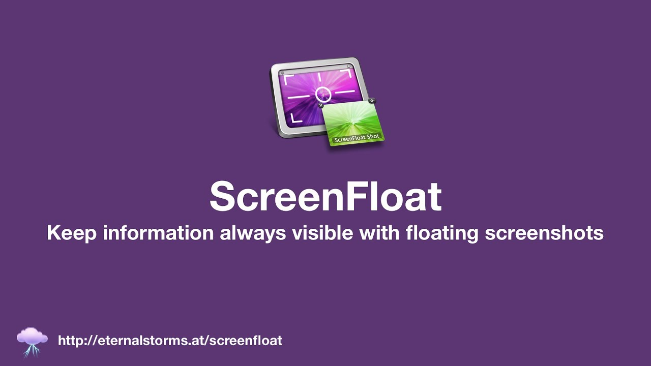 ScreenFloat Crack 1.5.18 macOS Download [Latest] Free 2021