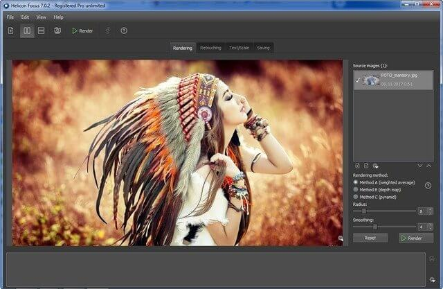Helicon Focus Pro Crack 7.7.6 – Serial key Free Download 2021