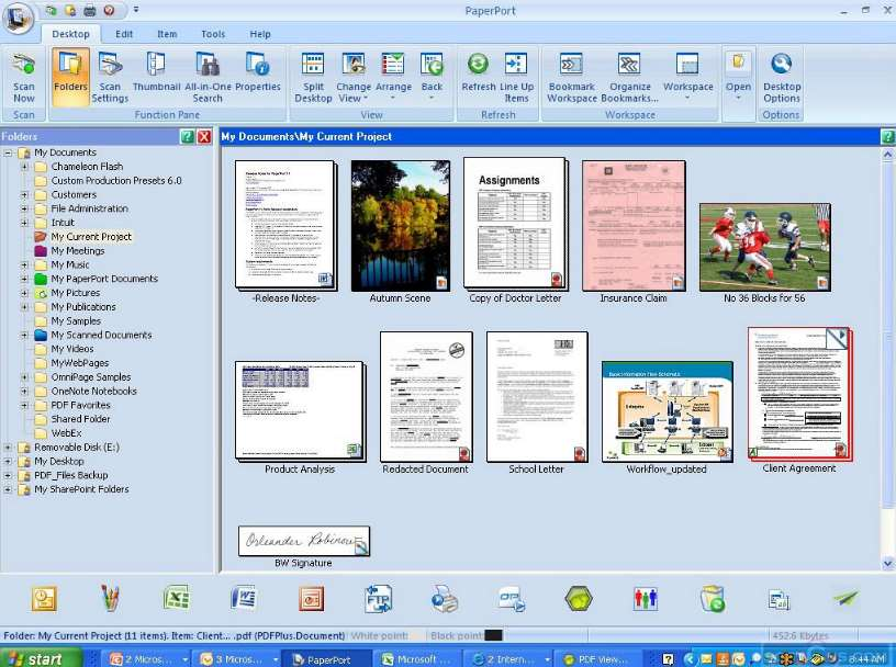 PaperPort Professional Crack 15.0 + Serial Number Full Free {2021}