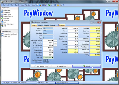 Zpay PayWindow Payroll System Crack 19.0.19 With 2021 Download